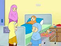 Kartun gress Cerita dan Lagu Anak Islam Ucapkan Salam Upin İpin 2014 - HD.mp4
