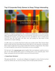 Top 5 Corporate Party Games to Keep Things Interesting.pdf