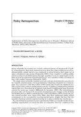 Podgursky and Springer.pdf