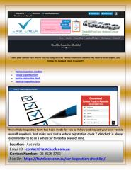 Vehicle inspection checklist.pdf