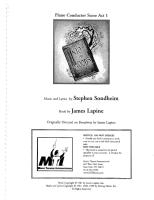Into the Woods (1987) vocal Score.pdf