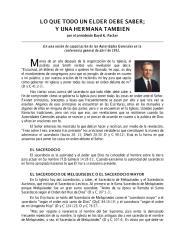 LO QUE TODO UN ÉLDER DEBE SABER.pdf